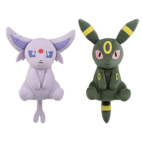 Pokemon soft toy Eevee evolution