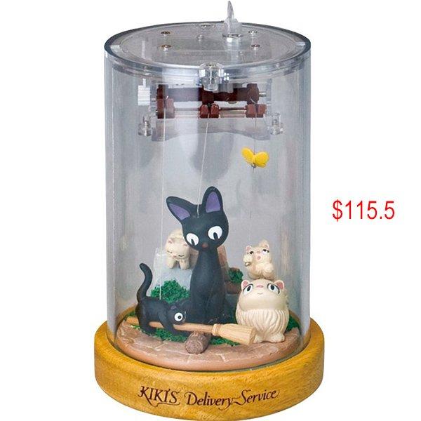 Kiki's Delivery Service music box