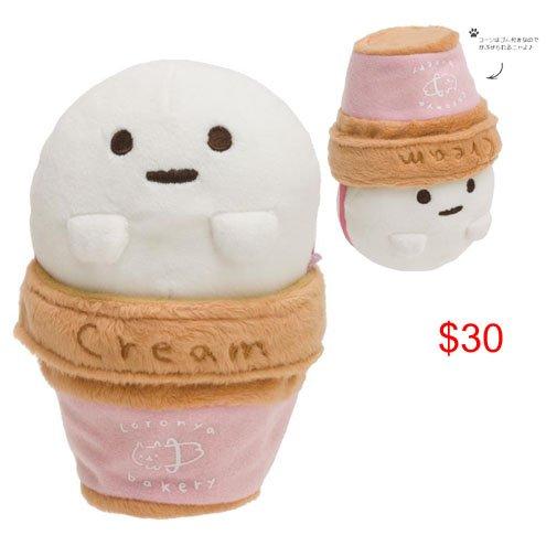 Coro Coro Coronya cream ice cream
