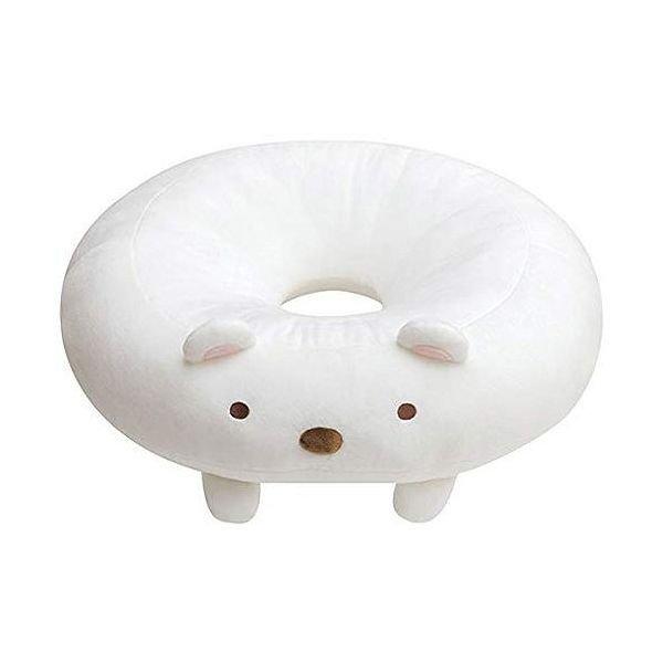 Sumikko Gurashi Shirokuma bear Donut seat cushion
