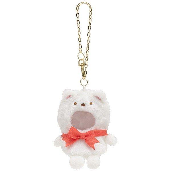 Sumikko Gurashi Bear keychain