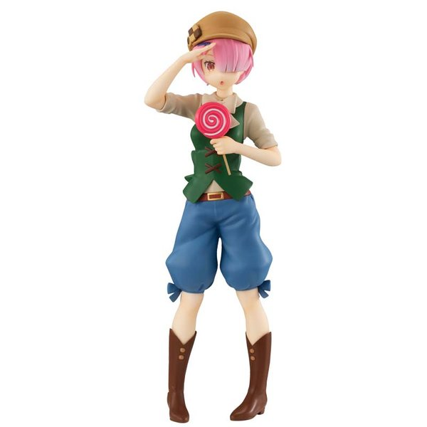 Re:Zero SSS Figure: Fairy Tale Series: Candy House RAM