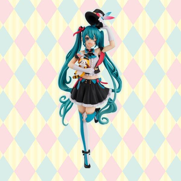 Hatsune Miku - Rascal - Special Figure