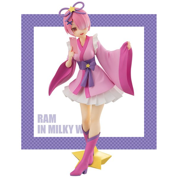 RE: Zero - Starting Life in Another World SSS Figure Ram in Milky Way