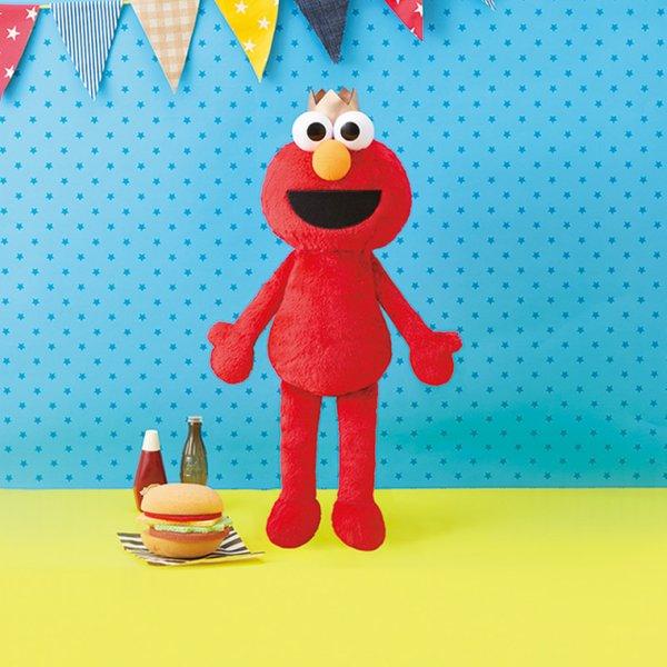 Elmo Soft toy