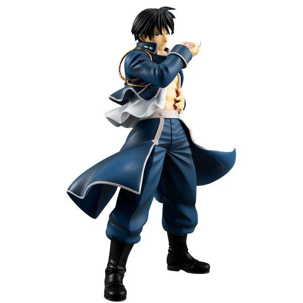Fullmetal Alchemist Roy Mustang Special Figure