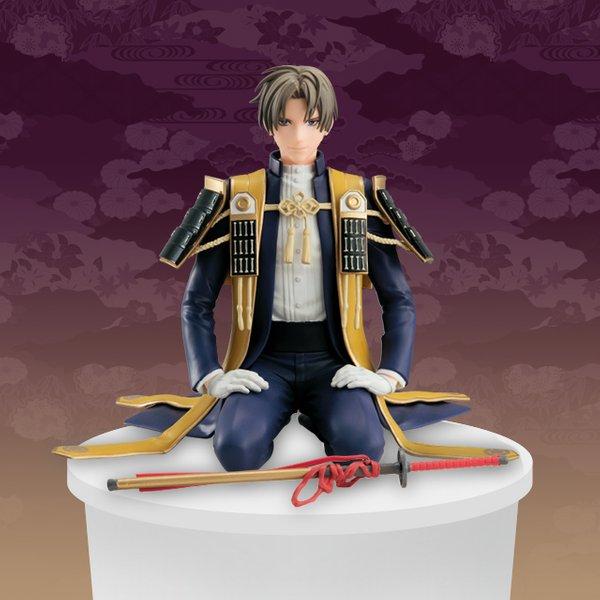 Touken Ranbu Online Noodle Stopper Figure Heshikirihasebe