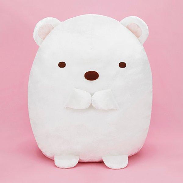 Sumikko Gurashi soft toy Shirokuma
