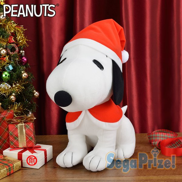 Snoopy Christmas Soft toy