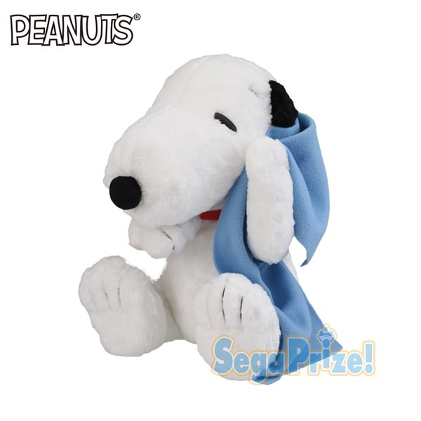 Snoopy hugging blanket Soft toy