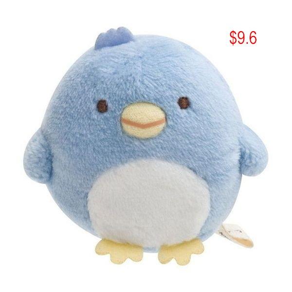 Sumikko Gurashi Blue pengu beanie