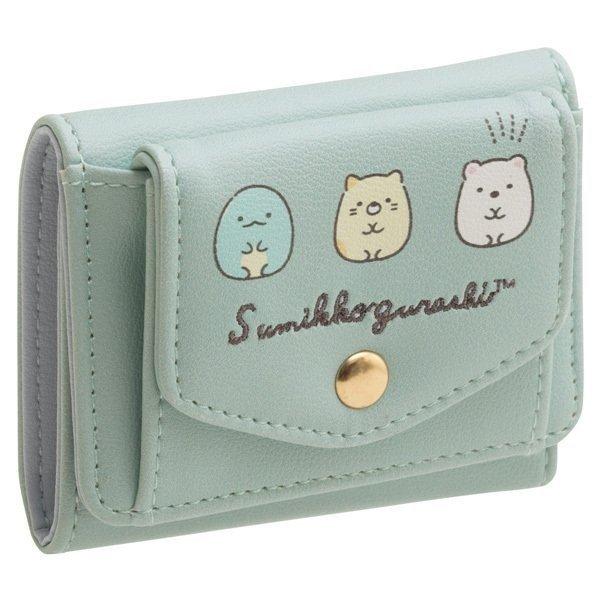 sumikko gurashi wallet (button)