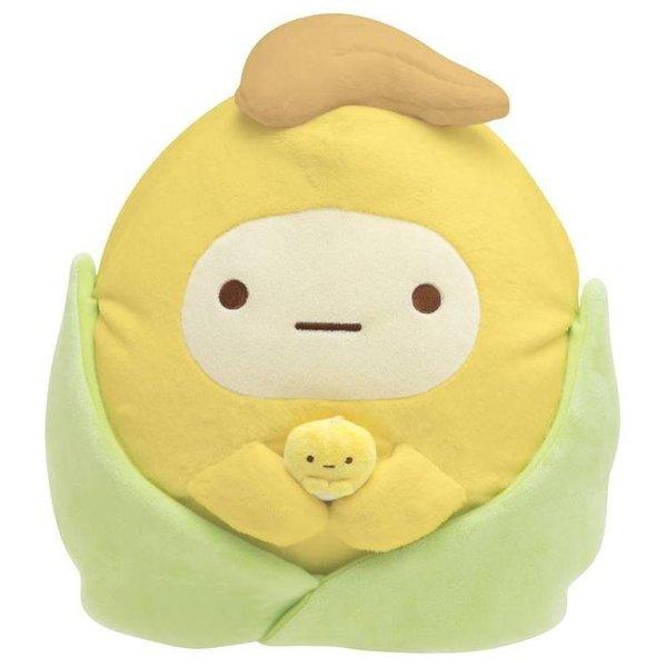 Sumikko Gurashi Corn soft toy (BIG)