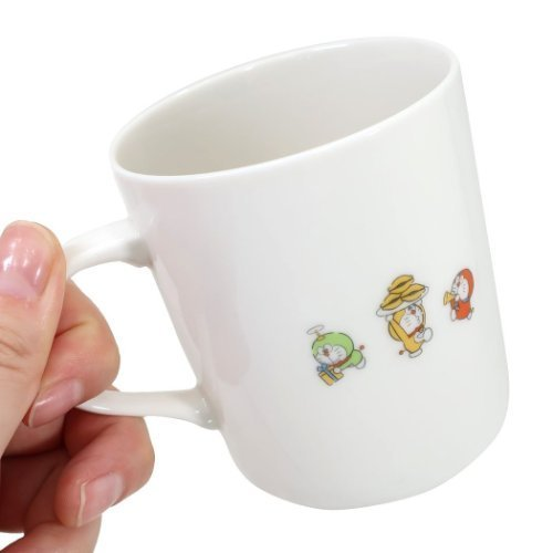 Doraemon 50th Anniversary mug (face SIde)