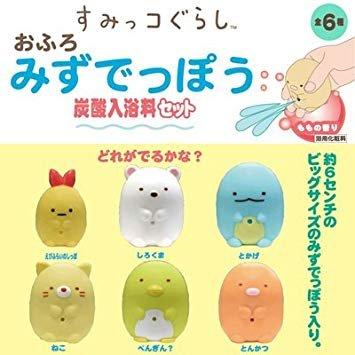 Sumikko gurashi Soap Bomb
