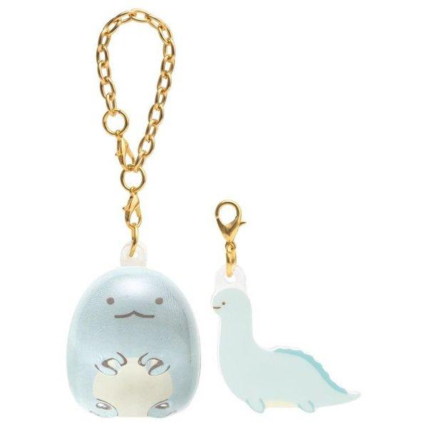 Sumikko Gurashi Chain and charm set (Tokage)