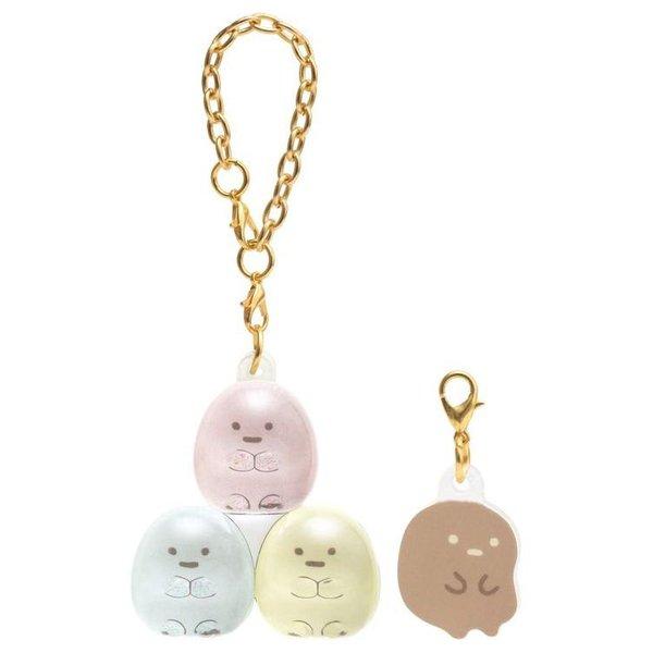 Sumikko Gurashi Chain and charm set (Tapioca pearl)