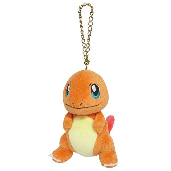 Pokemon Charmander Keychain