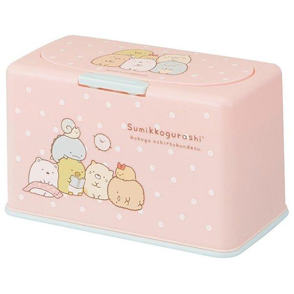 Sumikko Gurashi Mask box (pink)