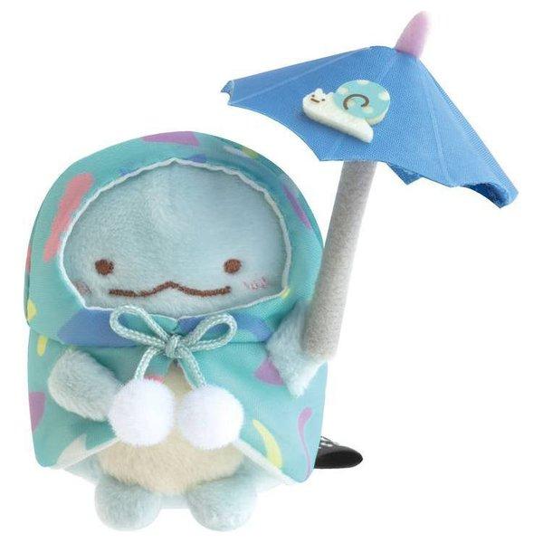 Sumikko Gurashi Tokage Beanie with umbrella