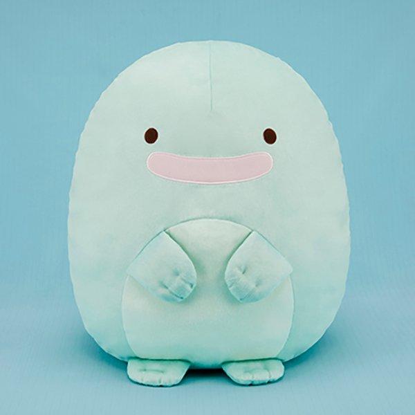 Sumikko Gurashi BIG green lizard soft toy