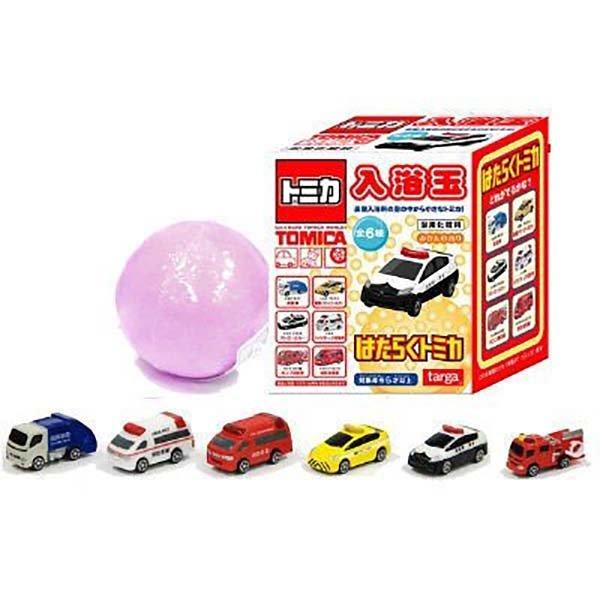 Tomica car soap bomb 2