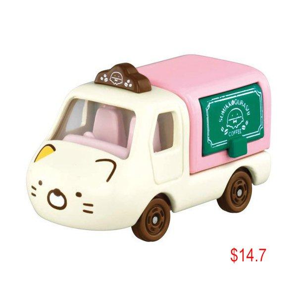 Sumikko Gurashi Tomica Car