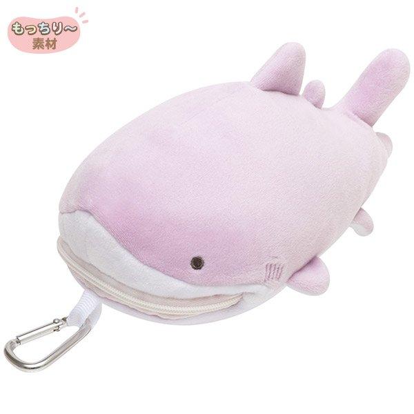 Jinbei San Shark pouch with clip
