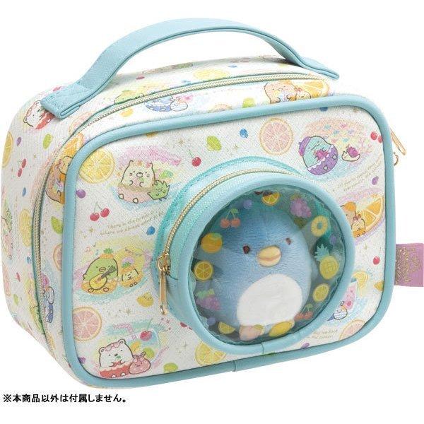 Sumikko Gurashi fruity series Camera pouch
