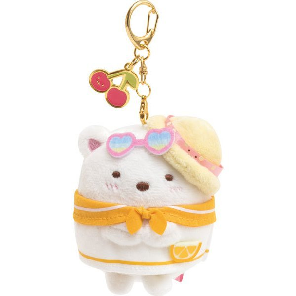 Sumikko Gurashi Fruity series keychain