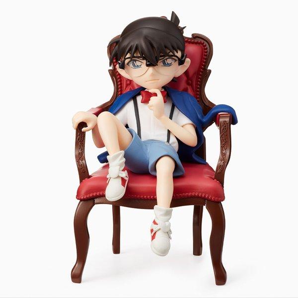 Conan sitting on chair figure