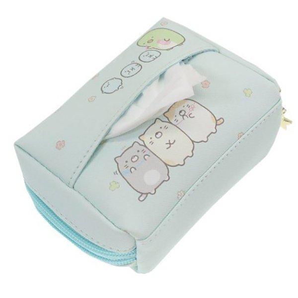 Sumikko Gurashi Tissue makeup pouch