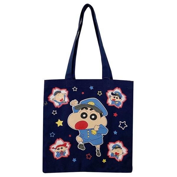 Crayon Shin tote bag