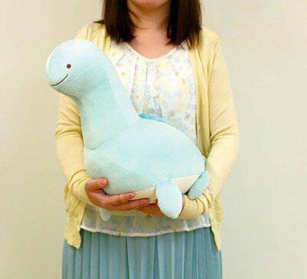 Sumikko Gurashi toklage dino mummy soft toy (L)