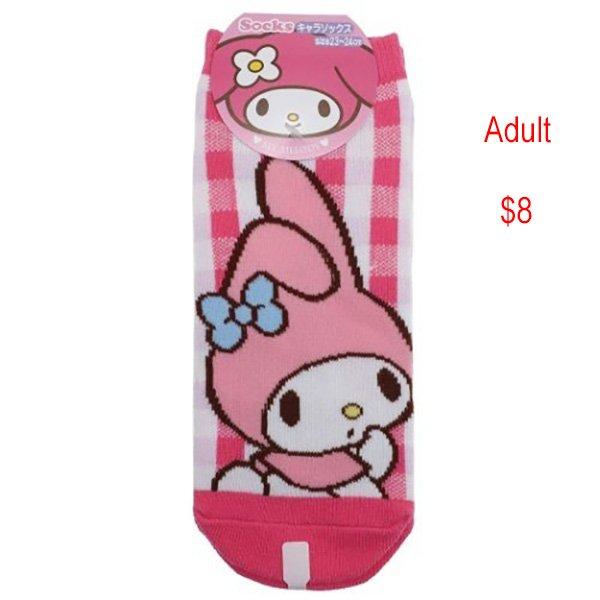 My melody socks in Pink