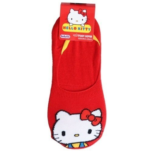 Sanrio character socks Foot cover style