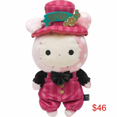 Sentimental Circus Mouton Hometown Shappo soft toy