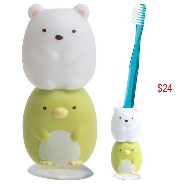 Sumikko Gurashi tooth brush Holder