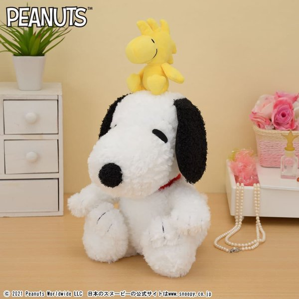 Snoopy with Woodstock Soft toy