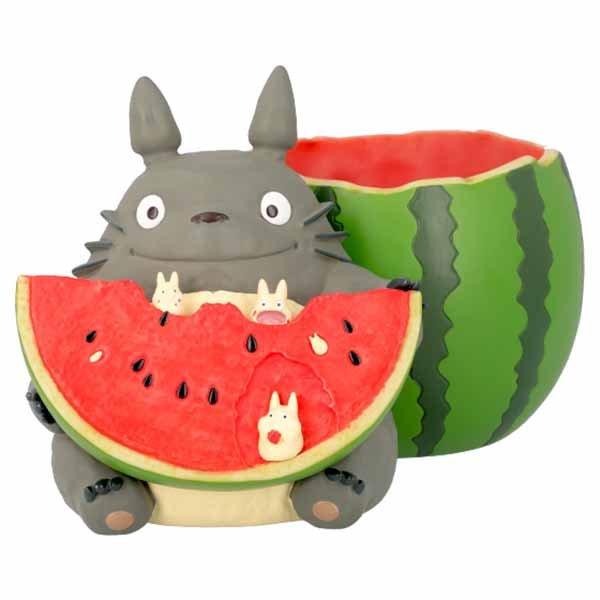 Totoro watermelon figure
