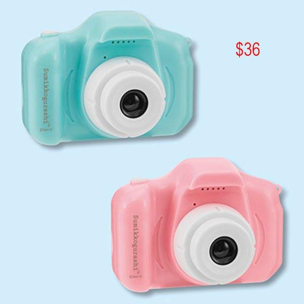 Character Mini Camera