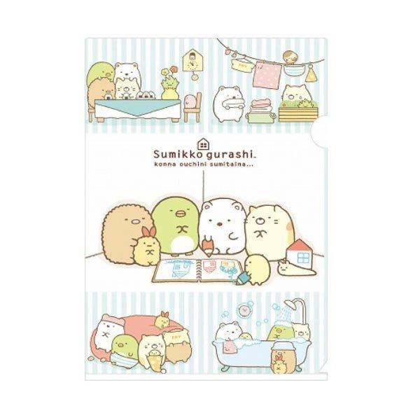 Sumikko Gurashi daily life series single folder