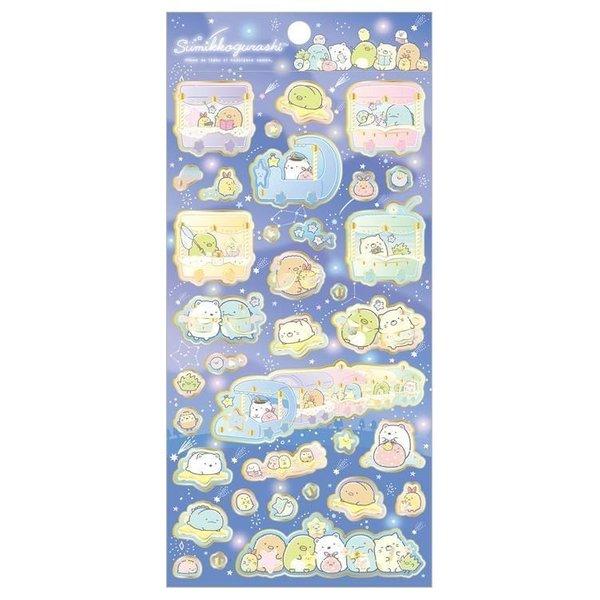 Sumikko Gurashi starlit stickers