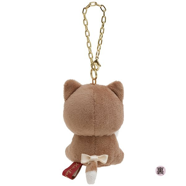 Korilakkuma cat series keychain koguma cat