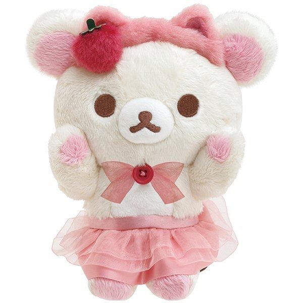 Korilakkuma cat series soft toy