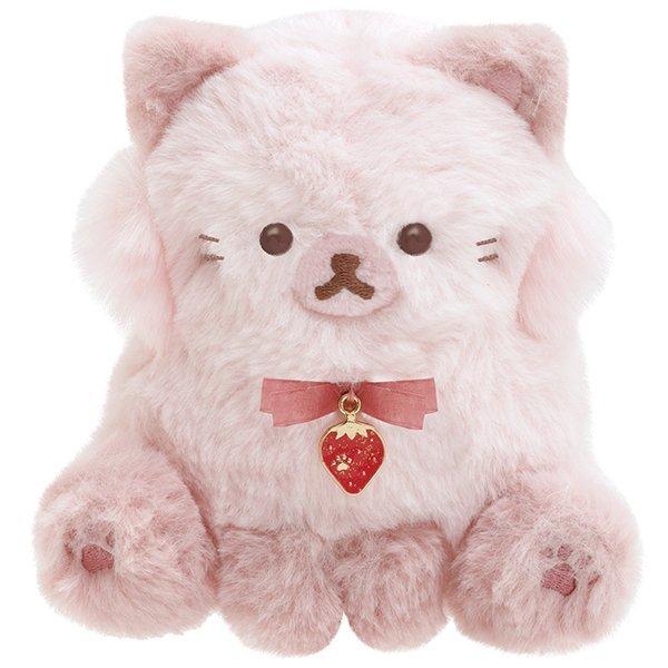 Korilakkuma cat series pink kitty soft toy